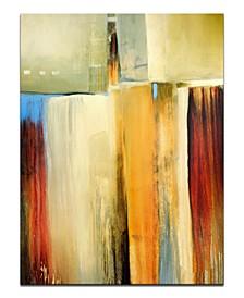 'Abstract' Canvas Wall Decor