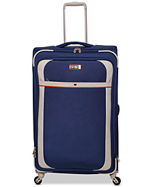 "Jessica Simpson Monterey 29"" Softside Expandable Spinner Suitcase"