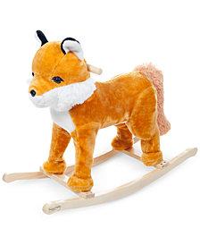 Trademark Global Happy Trails Felix the Fox Rocking Animal