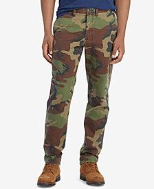 Polo Ralph Lauren Men's Camouflage Classic Fit Cotton Chino Pants
