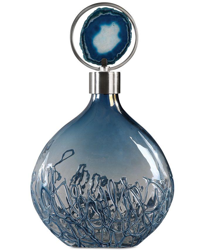 Uttermost - Rae Sky Blue Vase