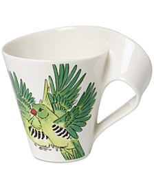 New Wave Caffé Birds of the World Mug