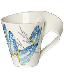 New Wave Caffé Butterflies of the World Mug