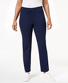 Pull-On Comfort Pants, Created for Macy's