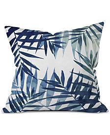 Deny Designs Emanuela Carratoni Sweet Tropicana Throw Pillow