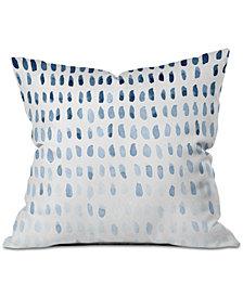 Deny Designs Social Proper Proof Of Life Throw Pillow