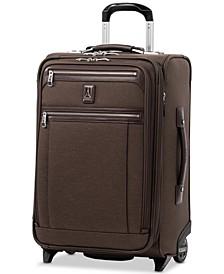 "Platinum Elite 22"" 2-Wheel Carry-On Luggage"