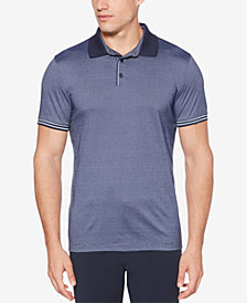 Perry Ellis Men's Colorblocked Cotton Polo