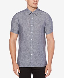 Men's Button-Front Shirt