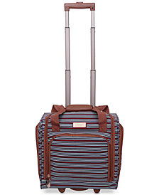 Jessica Simpson Brenton 2 Under-Seat Carry-On Suitcase