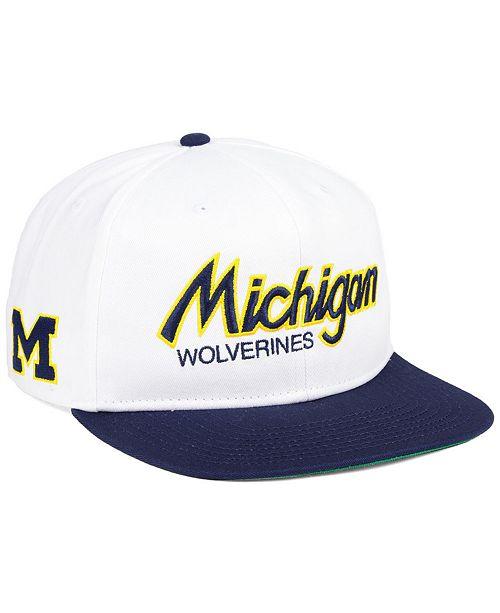 9ebb72046b7 Nike Michigan Wolverines Sport Specialties Snapback Cap   Reviews ...