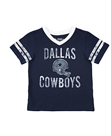 Authentic NFL Apparel Dallas Cowboys Lincoln T-Shirt, Toddler Boys (2T-4T)
