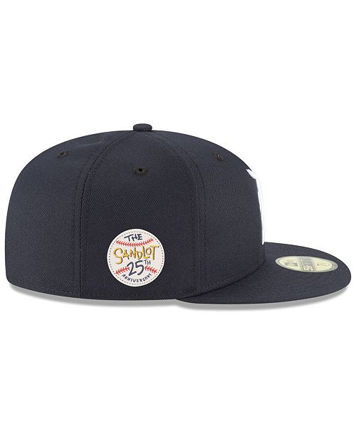 new styles 5f91f 3c015 New Era. Detroit Tigers Sandlot Patch 59Fifty Fitted Cap. Be the first to  Write a Review. main image  main image  main image  main image  main image  ...