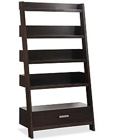 Pamena Ladder Shelf, Quick Ship