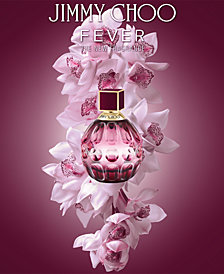 Jimmy Choo Fever Fragrance Collection