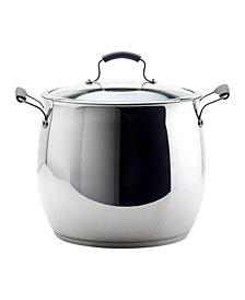 Epicurious 18-Qt. Covered Stockpot
