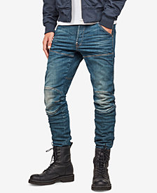 G-Star RAW Men's 5620 3D Slim-Fit Jeans