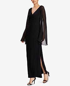 Lauren Ralph Lauren Georgette Gown