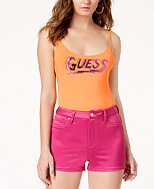 GUESS Charged Up Graphic Bodysuit