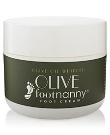 Olive Oil Foot Cream, 8-oz.
