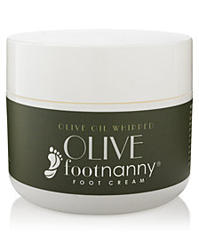 Footnanny Olive Oil Foot Cream, 8-oz.