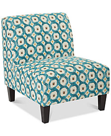 Cosell Accent Chair, Quick Ship
