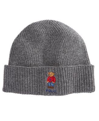 464a410bdf6 Polo Ralph Lauren Men s Polo Bear Cuffed Hat   Reviews - Hats ...
