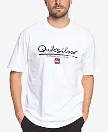 Quiksilver Men's Waterman Collection Graphic Cotton T-Shirt