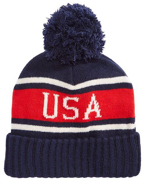 Polo Ralph Lauren Men s Downhill Skier Stadium Hat - Hats 7bffa71f1a30