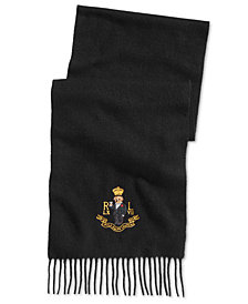 Polo Ralph Lauren Men's Crest Martini Scarf