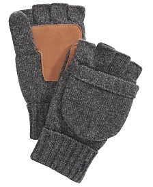 Polo Ralph Lauren Men's Convertible Mittens