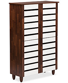 Ynes Shoe Cabinet, Quick Ship