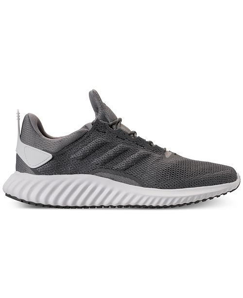 ba508e303 ... adidas Men s AlphaBounce City Running Sneakers from Finish Line ...