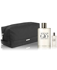 Giorgio Armani Men's 3-Pc. Acqua di Giò Pour Homme Travel With Style Set