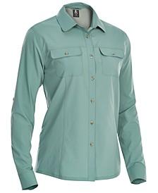 EMS® Women's Techwick® Traverse UPF Shirt