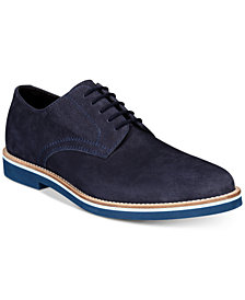 Bar III Men's Baxter Buck Lace-Ups, Created for Macy's