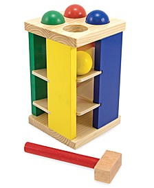 Kids Toy, Pound and Roll Tower
