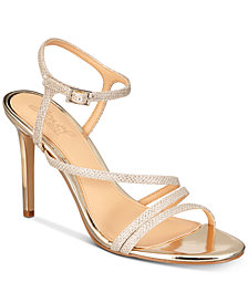 Jewel Badgley Mischka Maddison Evening Sandals