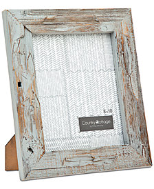 "Philip Whitney 8"" x 10"" Gray Barn Picture Frame"