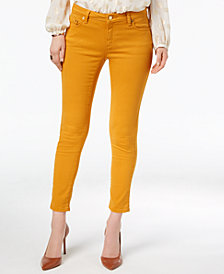 MICHAEL Michael Kors Izzy Skinny Ankle Jeans in Regular & Petite Sizes, Created for Macy's