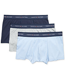 Tommy Hilfiger Men's 3-Pk. Air Trunks