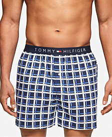 Tommy Hilfiger Men's Cotton Classics Boxers