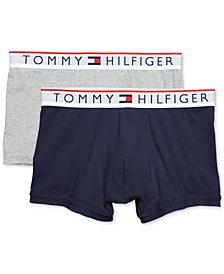 Tommy Hilfiger Men's 2-Pk. Modern Essentials Trunks
