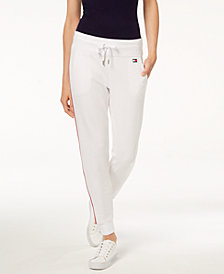 Tommy Hilfiger Sport Striped Jogger Pants