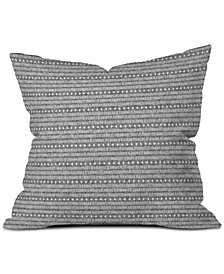 Deny Designs Little Arrow Design Co Marrakesh Dash Throw Pillow