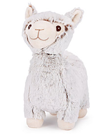 "First Impressions Baby Boys & Girls 8"" Llama Plush, Created for Macy's"