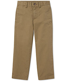 Polo Ralph Lauren Toddler Boys Twill Cotton Chino Pants