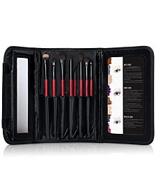Smashbox 8-Pc. Camera Ready Ultimate Eyeshadow Brush Set, A $186 Value! Created For Macy's
