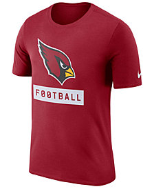 Nike Men's Arizona Cardinals Legend Football Equipment T-Shirt