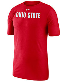 Nike Men's Ohio State Buckeyes Player Top T-shirt